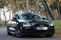 2012 AUDI TT 2.0 TFSI BLACK EDITION 211 BHP £15950.00