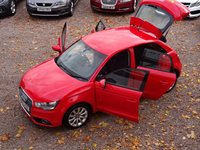 USED 2013 62 AUDI A1 2.0 SPORTBACK TDI SPORT 5d 141 BHP 1 OWNER FROM NEW, FULL AUDI SERVICE HISTORY, £20 ROAD TAX, BLUETOOTH, CRUISE CONTROL