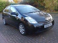 2008 TOYOTA PRIUS 1.5 T3 VVT-I 5d AUTO 77 BHP £7000.00