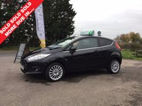 USED 2013 13 FORD FIESTA 1.0 TITANIUM 3d 79 BHP satellite navigation , Nice example , Low insurance , £0.00 ROAD TAX