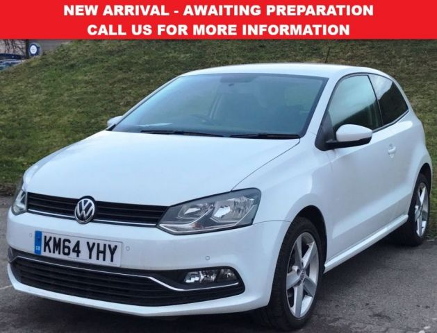 View our 2014 64 VOLKSWAGEN POLO 1.4 SEL TDI BLUEMOTION 3d 89 BHP