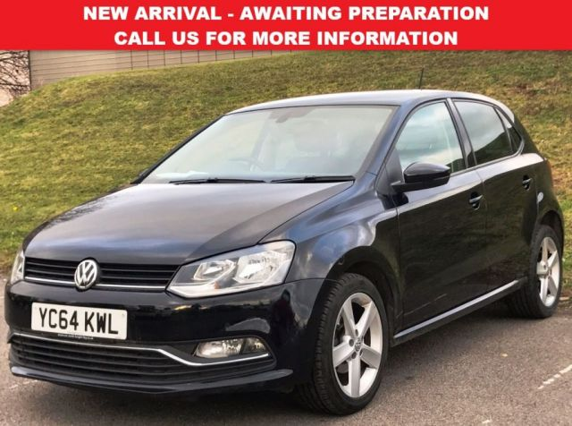 View our 2014 64 VOLKSWAGEN POLO 1.4 SEL TDI BLUEMOTION 5d 89 BHP