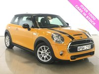 USED 2014 64 MINI HATCH COOPER 2.0 COOPER S 3d AUTO 189 BHP ALLOYS / BLUETOOTH / DAB