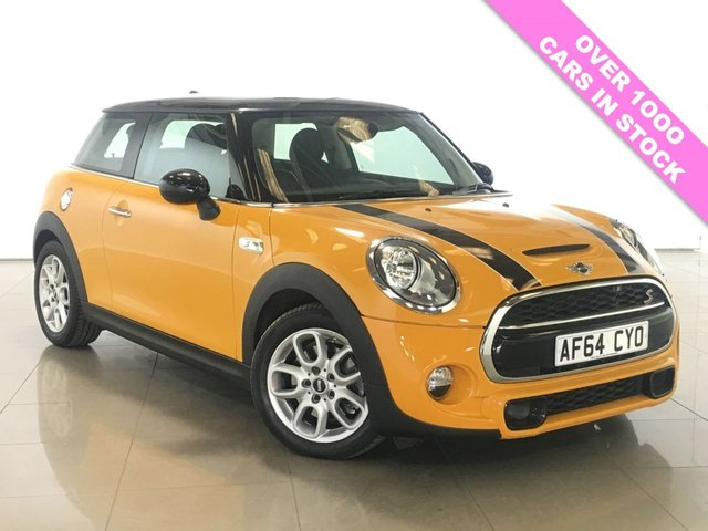 View our 2014 64 MINI HATCH COOPER 2.0 COOPER S 3d AUTO 189 BHP
