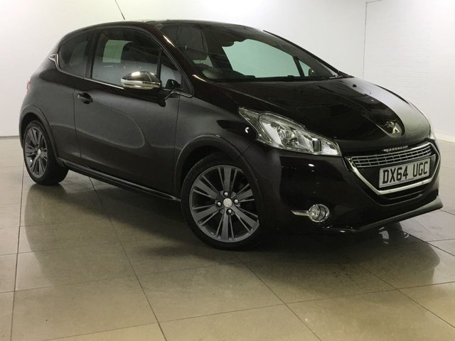 View our 2014 64 PEUGEOT 208 1.6 E-HDI XY 3d 92 BHP