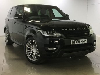 2015 LAND ROVER RANGE ROVER SPORT 3.0 SDV6 [306] HSE Dynamic 5dr Auto [7 seat] £45992.00