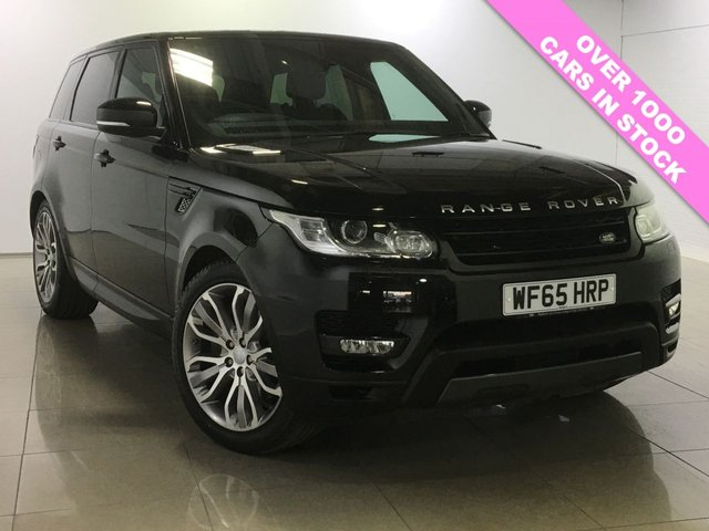 View our 2015 65 LAND ROVER RANGE ROVER SPORT 3.0 SDV6 [306] HSE Dynamic 5dr Auto [7 seat]