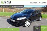 2011 RENAULT MEGANE 1.6 EXPRESSION VVT 5d 110 BHP £2990.00