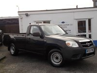 2009 MAZDA BT-50 2.5 4X2 SINGLE CAB 1d 141 BHP £6495.00