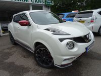 USED 2015 15 NISSAN JUKE 1.6 NISMO RS DIG-T 5d 218 BHP Full Service History (Nissan + ourselves), NEW MOT (to be completed), Two Previous Owners, FREE 6 months Warranty