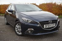USED 2015 64 MAZDA 3 2.0 SE-L NAV 5d **NATIONWIDE DELIVERY AVAILABLE**