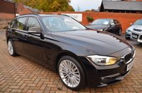 USED 2014 64 BMW 3 SERIES 2.0 325D LUXURY TOURING 5d 215 BHP