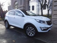 USED 2016 16 KIA SPORTAGE 1.6 2 ISG 5d 133 BHP ****FINANCE ARRANGED***PART EXCHANGE***1OWNER***ONLY 5000MILES***