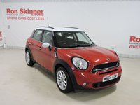 USED 2014 64 MINI COUNTRYMAN 2.0 COOPER SD 5d 141 BHP