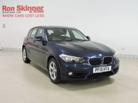 USED 2015 15 BMW 1 SERIES 2.0 118D SE 5d 147 BHP