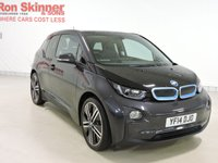 USED 2014 14 BMW I3 0.6 I3 RANGE EXTENDER 5d AUTO 168 BHP