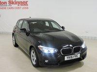 USED 2016 16 BMW 1 SERIES 1.5 118I SE 5d 134 BHP