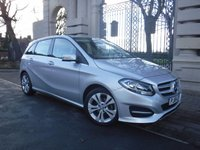 USED 2015 64 MERCEDES-BENZ B CLASS 1.5 B180 CDI SPORT 5d 107 BHP ****FINANCE ARRANGED***PART EXCHANGE***1OWNER***FULL LEATHER***BLUETOOTH***
