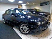 2006 JAGUAR X-TYPE 2.5 V6 4d 195 BHP £3195.00