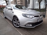 USED 2014 14 MG 6 1.8 TSE GT 5d 160 BHP ****FINANCE ARRANGED***PART EXCHANGE***FULL LEATHER***1 OWNER***
