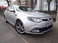 2014 MG 6 1.8 TSE GT 5d 160 BHP £6695.00