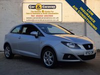 USED 2012 12 SEAT IBIZA 1.2 S COPA 3d 68 BHP Service History Low Insurance 0% Deposit Finance Available