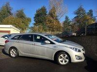 2012 HYUNDAI I40 1.7 CRDI ACTIVE BLUE DRIVE 5d 114 BHP £7995.00