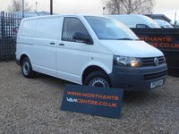 USED 2012 12 VOLKSWAGEN TRANSPORTER 2.0 T28 TDI BLUEMOTION TECHNOLOGY 6d 85 BHP