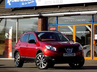 USED 2013 13 NISSAN QASHQAI 1.5 DCI 360 5dr *Sat Nav & Pan Roof* *ONLY 9.9% APR with FREE Servicing*