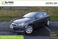 2011 VAUXHALL ASTRA 1.6 SRI 3d 113 BHP £3990.00