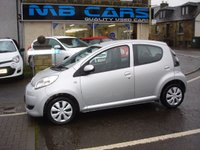 USED 2010 60 CITROEN C1 1.0 VTR PLUS 5d 68 BHP 2 OWNERS,ONLY 44000 MILES,£20 A YEAR ROAD TAX