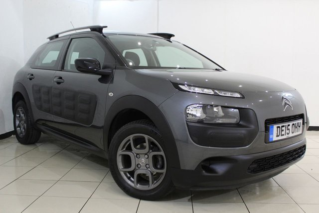 View our 2015 15 CITROEN C4 CACTUS 1.2 PURETECH FEEL 5DR 80 BHP