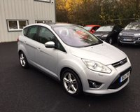 USED 2014 14 FORD C-MAX 1.6 TDCI TITANIUM X 115 BHP THIS VEHICLE IS AT SITE 2 - TO VIEW CALL US ON 01903 323333
