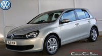 USED 2010 10 VOLKSWAGEN GOLF 1.4TSi SE 5 DOOR 6-SPEED 122 BHP Finance? No deposit required and decision in minutes.