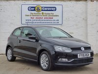USED 2015 15 VOLKSWAGEN POLO 1.0 SE 3d 60 BHP Full Dealer History One Owner 0% Deposit Finance Available