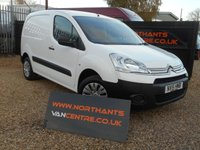 USED 2015 15 CITROEN BERLINGO 1.6 850 ENTERPRISE L1 HDI 5d 90 BHP