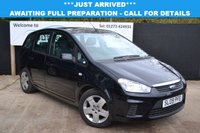 2009 FORD C-MAX 1.6 STYLE 5d 100 BHP £3250.00