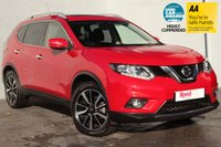 USED 2015 64 NISSAN X-TRAIL 1.6 DCI N-TEC 5d 130 BHP 1 OWNER + FULL SERVICE HISTORY