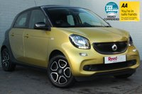 USED 2016 65 SMART FORFOUR 0.9 NIGHT SKY PRIME PREMIUM T 5d 90 BHP LEATHER +NAV +FSH +BLUETOOTH