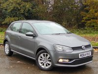 USED 2015 64 VOLKSWAGEN POLO 1.4 SE TDI BLUEMOTION 5d 74 BHP LOW MILEAGE AND FANTASTIC CONDITION