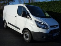USED 2013 13 FORD TRANSIT CUSTOM 310 L1 Swb 2.2Tdci 100Ps Ex Authority Well Looked After With High Specification *Choice Available*