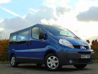 USED 2007 57 RENAULT TRAFIC 2.0 SL27 STANDARD DCI 115 5d 115 BHP 8 SEATER in GOOD CONDITION