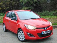 USED 2012 62 HYUNDAI I20 1.2 CLASSIC 5d 84 BHP JUST BEEN SERVICED, 12 MONTHS MOT