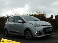 USED 2014 63 HYUNDAI I10 1.2 PREMIUM 5d  * 128 POINT AA INSPECTED *