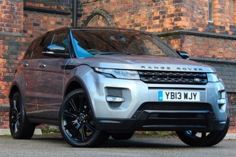 2013 LAND ROVER RANGE ROVER EVOQUE 2.2 SD4 Dynamic LUX Hatchback AWD 5dr £24977.00
