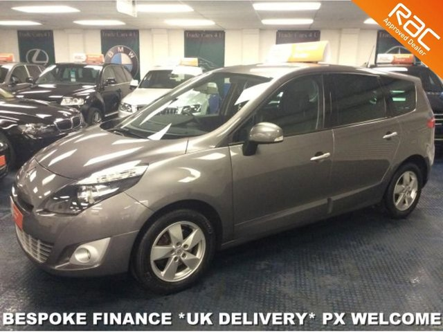 2011 61 RENAULT GRAND SCENIC  2.0 16V VVT DYNAMIQUE TOM TOM NAV AUTOMATIC