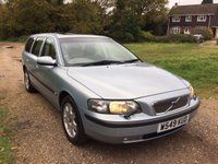 USED 2000 VOLVO V70 2.4 T SE 5d AUTO 198 BHP 12 Months M.O.T, Automatic