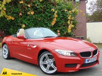 USED 2013 13 BMW Z4 2.0 Z4 SDRIVE20I M SPORT ROADSTER 2d  * 128 POINT AA INSPECTED *