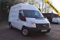 2013 FORD TRANSIT 2.2 280 H/R 1d 99 BHP £6999.00