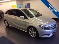 USED 2012 62 MERCEDES-BENZ B CLASS 1.8 B180 CDI BLUEEFFICIENCY SPORT 5d 109 BHP , GREAT SPEC INCLUDING FULL LEATHER, REAR CAMERA, HEATED SEATS,